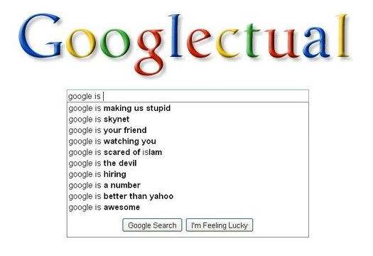 google information